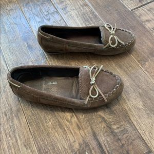 Timberland Earthkeepers Leather Suede Loafers